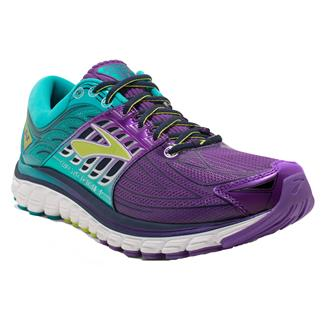 Brooks Glycerin 14 Pansy / Ceramic / Lime Punch