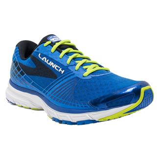 Brooks Launch 3 Electric Brooks Blue / Lime Punch / Black