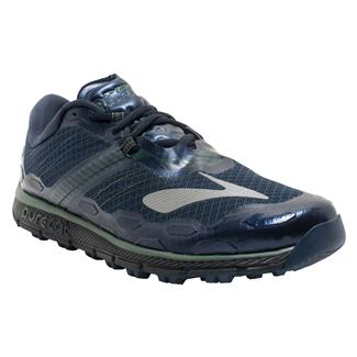 Brooks PureGrit 5 Dress Blues / Duck Green / Black