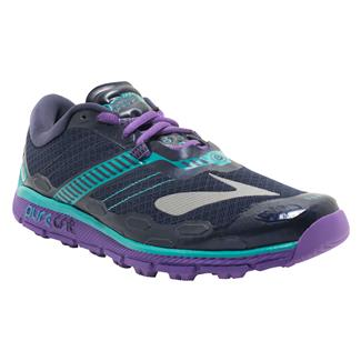Brooks PureGrit 5 Peacoat / Passionflower / Ceramic