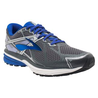 Brooks Ravenna 7 Anthracite / Electric Brooks Blue / Silver