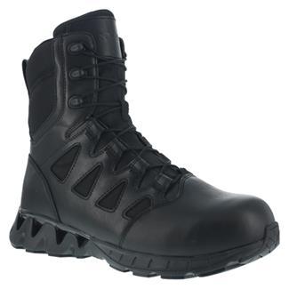 """Reebok 8"""" Zigkick Tactical CT Black"""
