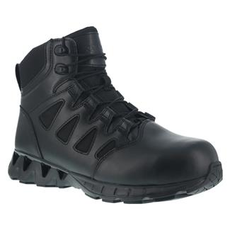 "Reebok 6"" Zigkick Tactical CT Black"