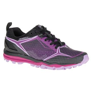 Merrell All Out Crush Shield Black / Purple