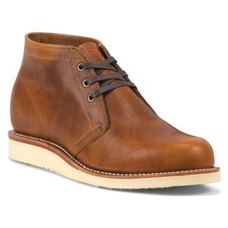 Chippewa Boots 1955 Original Modern Suburban English Tan