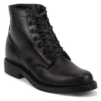 "Chippewa Boots 6"" Original General Utility Trooper Black"