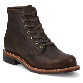 "Chippewa Boots 6"" Original General Utility Briar Pitstop"
