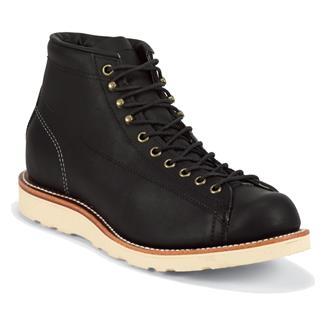 "Chippewa Boots 5"" Original Utility Bridgemen Black Odessa"