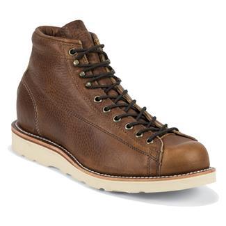 "Chippewa Boots 5"" Original Utility Bridgemen Copper Caprice"