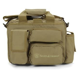 Smith and Wesson Range Satchel Tan