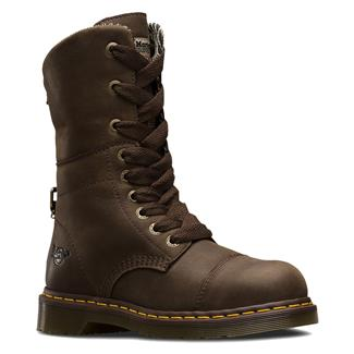Dr. Martens Leah ST Dark Brown