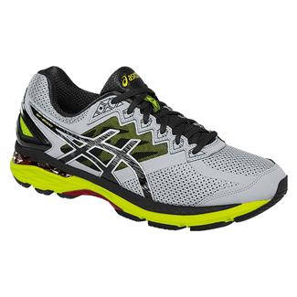 ASICS GT-2000 4 Midgrey / Black / Safety Yellow