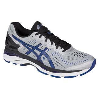 ASICS GEL-Kayano 23 Silver / Imperial / Black