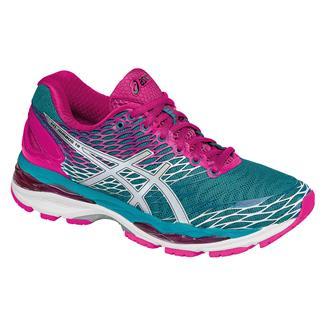 ASICS GEL-Nimbus 18 Lapis / Silver / Sport Pink