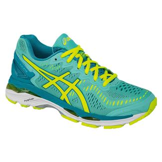 ASICS GEL-Kayano 23 Cockatoo / Safety Yellow / Lapis