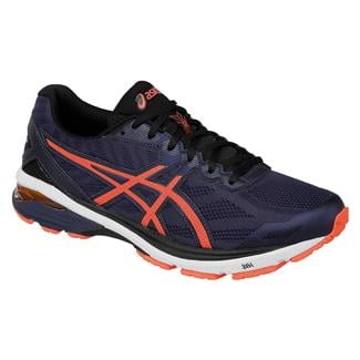 ASICS GT-1000 5 Indigo Blue / Hot Orange / Black