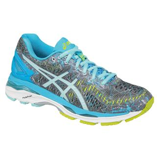 ASICS GEL-Kayano 23 Shark / Aruba Blue / Aquarium