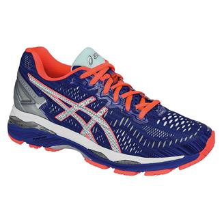 ASICS GEL-Kayano 23 Lite-Show ASICS Blue / Silver / Flash Coral