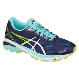 ASICS GT-1000 5 Indigo Blue / White / Safety Yellow