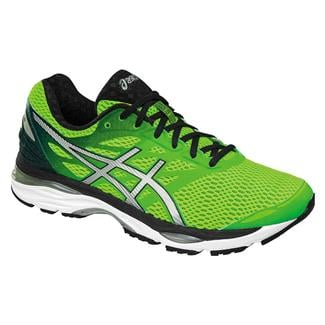 ASICS GEL-Cumulus 18 Green Gecko / Silver / Safety Yellow