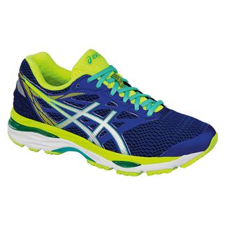 ASICS GEL-Cumulus 18 ASICS Blue / Silver / Safety Yellow