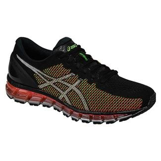 ASICS GEL-Quantum 360 2 Black / White / Green Gecko