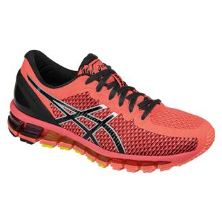 ASICS GEL-Quantum 360 2 Flash Coral / Black / Silver
