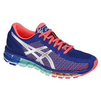 ASICS GEL-Quantum 360 2 ASICS Blue / White / Flash Coral