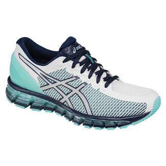 ASICS GEL-Quantum 360 2 Aruba Blue / White / Dark Navy