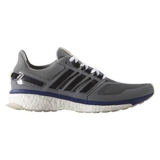 Adidas Energy Boost 3 Heathered Gray / Unity Ink / Vapour Green