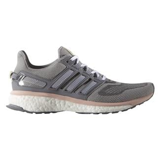 Adidas Energy Boost 3 Gray Heather / Night Navy / Vapour Pink