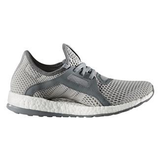 Adidas Pureboost X Vista Gray / Metallic Silver / Mid Gray