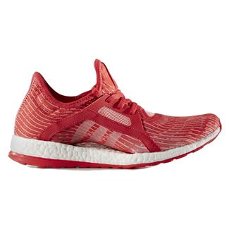 Adidas Pureboost X Ray Red / Vapour Pink / White