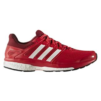Adidas Supernova Glide 8 Ray Red / White / Collegiate Burgundy