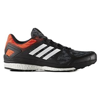 Adidas Supernova Sequence 9 Black / White / Bold Orange