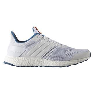 Adidas Ultra Boost ST White / Crystal White / Craft Chili