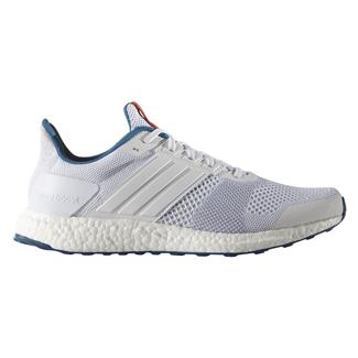 Adidas Ultra Boost ST White / Crystal White / Craft Chili