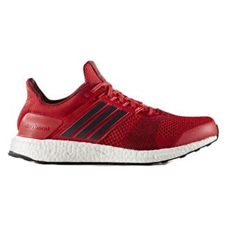 Adidas Ultra Boost ST Ray Red / Collegiate Navy / Collegiate Burgundy