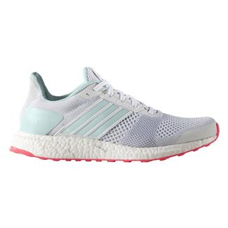 Adidas Ultra Boost ST White / Ice Mint / Shock Red