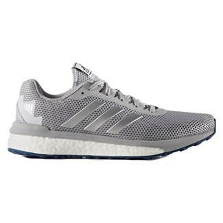 Adidas Vengeful Mid Gray / Silver / Clear Gray