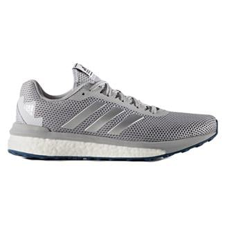 Adidas Vengeful Mid Gray / Silver / Clear Gray