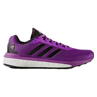 Adidas Vengeful Shock Purple / Black / Shock Pink