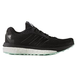 Adidas Vengeful Black / Ice Green
