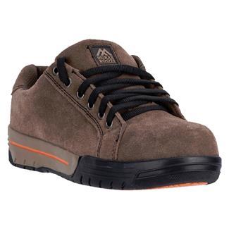 McRae Industrial Low Cut Athletic Shoe CT Brown