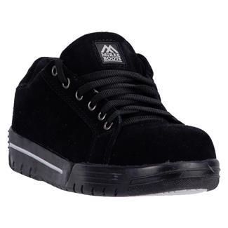 McRae Industrial Low Cut Athletic Shoe CT Black