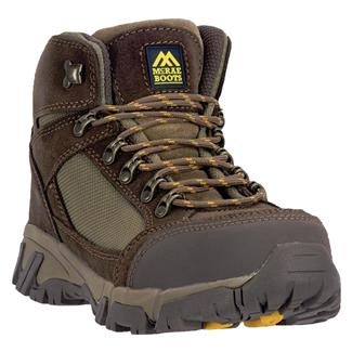 "McRae Industrial 6"" Hiker ST Brown"