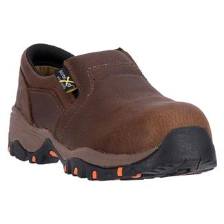 McRae Industrial Slip On Met Guard CT Brown
