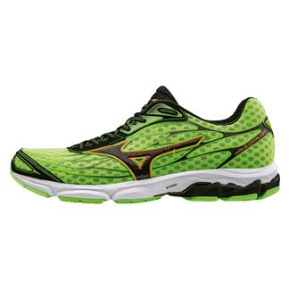 Mizuno Wave Catalyst Green Gecko / Clownfish / Black