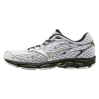 Mizuno Wave Catalyst White / Black / Silver