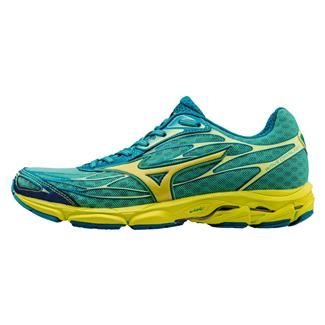 Mizuno Wave Catalyst Electric Green / Saftey Yellow / Silver